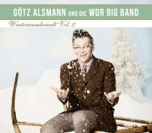 Götz Alsmann: Winterwunderwelt Vol. 2 (180g) (Limited Edition), 2 LPs