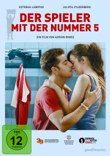Der Spieler mit der Nummer 5, DVD