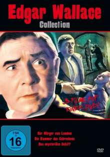 Edgar Wallace Collection, DVD