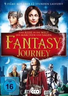 Fantasy Journey (9 Filme auf 3 DVDs), 3 DVDs