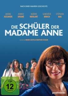 Die Schüler der Madame Anne, DVD