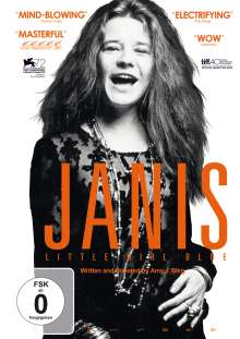 Janis - Little Girl Blue (OmU), DVD