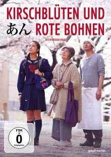 Kirschblüten und rote Bohnen, DVD