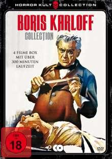 Boris Karloff Collection, 2 DVDs