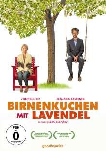 Birnenkuchen mit Lavendel, DVD
