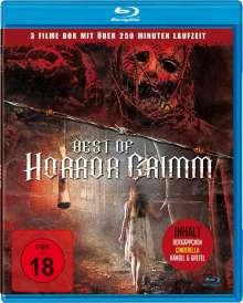 Best of Horror Grimm (Blu-ray), Blu-ray Disc