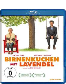 Birnenkuchen mit Lavendel (Blu-ray), Blu-ray Disc
