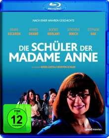 Die Schüler der Madame Anne (Blu-ray), Blu-ray Disc