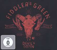 Fiddler's Green: Devil's Dozen (Deluxe Edition), CD