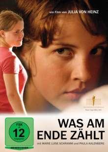 Was am Ende zählt, DVD