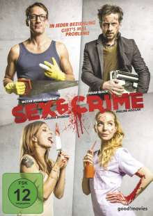 Sex & Crime, DVD