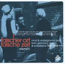 Falscher Ort, falsche Zeit Vol. 2, CD