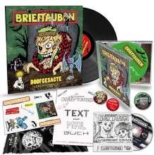 Abstürzende Brieftauben: Doofgesagte leben länger (Limited-Edition-Fan-Box-Set), 1 LP und 1 CD
