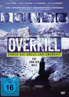 Overkill - Durch die Hölle zur Ewigkeit, DVD