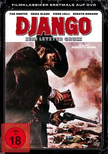 Django - Sein letzter Gruß, DVD