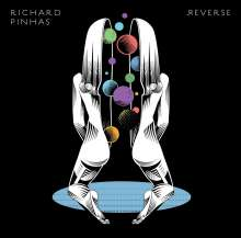 Richard Pinhas: Reverse, 1 LP und 1 CD