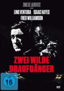 Zwei wilde Draufgänger, DVD