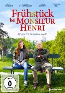 Frühstück bei Monsieur Henri, DVD