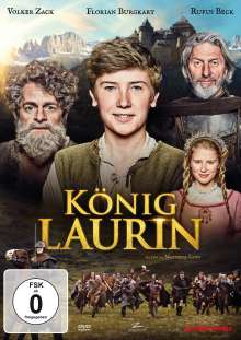 König Laurin, DVD