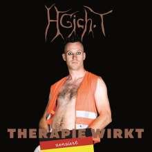 HGich. T: Therapie wirkt (Limited-Edition) (White Vinyl), 2 LPs