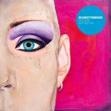 Schrottgrenze: Glitzer auf Beton (Limited-Numbered-Edition) (Pink Vinyl), LP