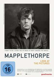 Mapplethorpe - Look at the pictures, DVD