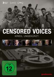 Censored Voices (OmU), DVD