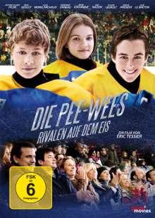 Die Pee-Wees - Rivalen auf dem Eis, DVD