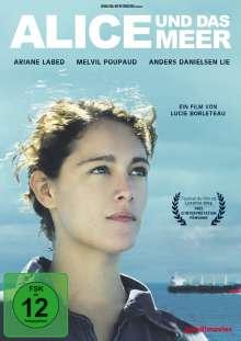 Alice und das Meer (OmU), DVD