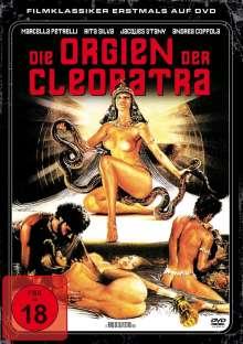 Die Orgien der Cleopatra, DVD