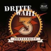 Dritte Wahl: Fortschritt, 1 LP und 1 CD
