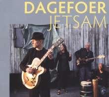Dagefoer: Jetsam, CD