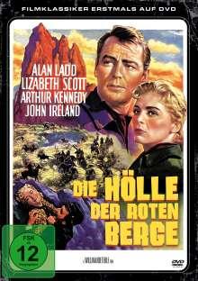 Die Hölle der roten Berge, DVD