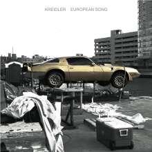 Kreidler: European Song, 1 LP und 1 CD