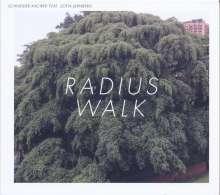 Schneider & Kacirek: Radius Walk, 1 LP und 1 CD