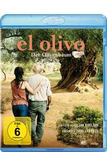 El Olivo - Der Olivenbaum (Blu-ray), Blu-ray Disc