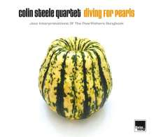 Colin Steele (geb. 1968): Diving For Pearls: Jazz Interpretations Of The Pearlfishers Songbook, LP