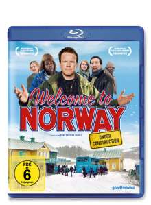 Welcome to Norway (Blu-ray), Blu-ray Disc