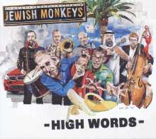 Jewish Monkeys: High Words, CD