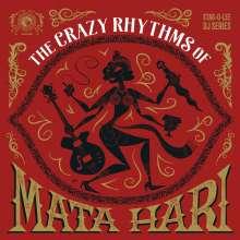 Crazy Rhythms Of Mata Hari, 2 LPs