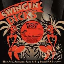 Swingin' Dick's Shellac Shakers! Volume 1 & 2, CD