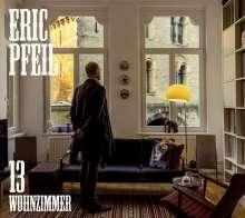 Eric Pfeil: 13 Wohnzimmer, CD