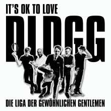 Die Liga der gewöhnlichen Gentlemen: It's OK To Love DLDGG, CD