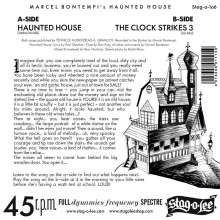 Marcel Bontempi: Haunted House, Single 7""