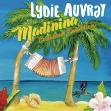Lydie Auvray: Madinina (remastered) (Limited-Edition) (Colored Vinyl), LP