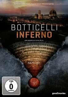 Botticelli Inferno, DVD