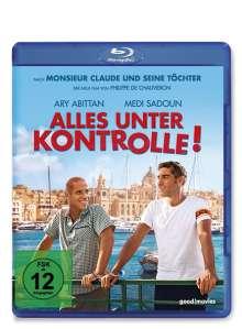 Alles unter Kontrolle (Blu-ray), Blu-ray Disc