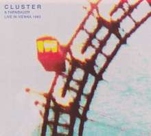 Cluster & Farnbauer: Live In Vienna 1980 (Limited-Edition), 2 LPs