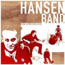 Hansen Band: Keine Lieder über Liebe, LP