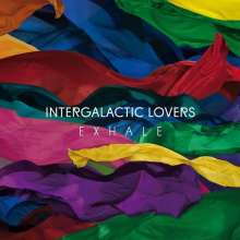 Intergalactic Lovers: Exhale, CD